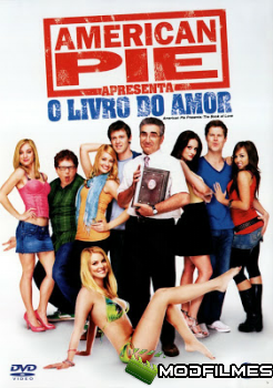 Capa do Filme American Pie: O Livro do Amor