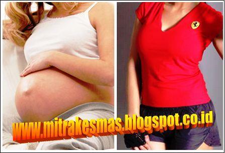 8 Penyebab Hamil 6 Bulan Perut Kecil dan Bahaya Tidak?