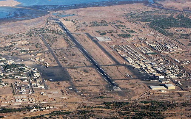Aeroporto de Djibouti