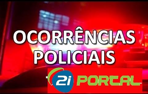 RELATÓRIO DAS PRINCIPAIS OCORRÊNCIAS ATENDIDAS PELA BRIGADA MILITAR.