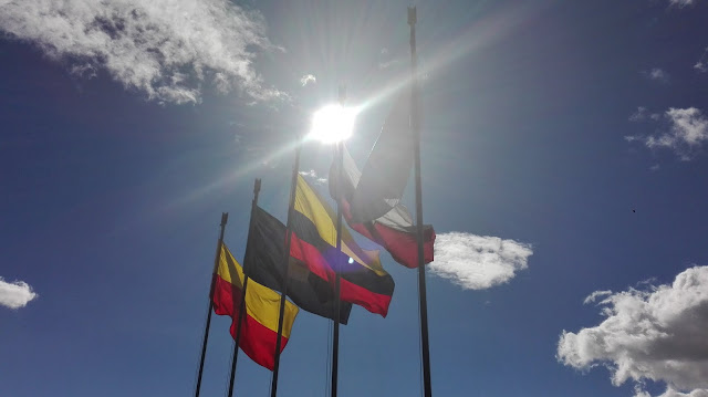 Una Reforma contra los colombianos, Bandera de Colombia, Francisc Lozano, Todas Las Sombras. Fuente: http://todaslassombras.blogspot.com/2017/01/una-reforma-contra-los-colombianos.html