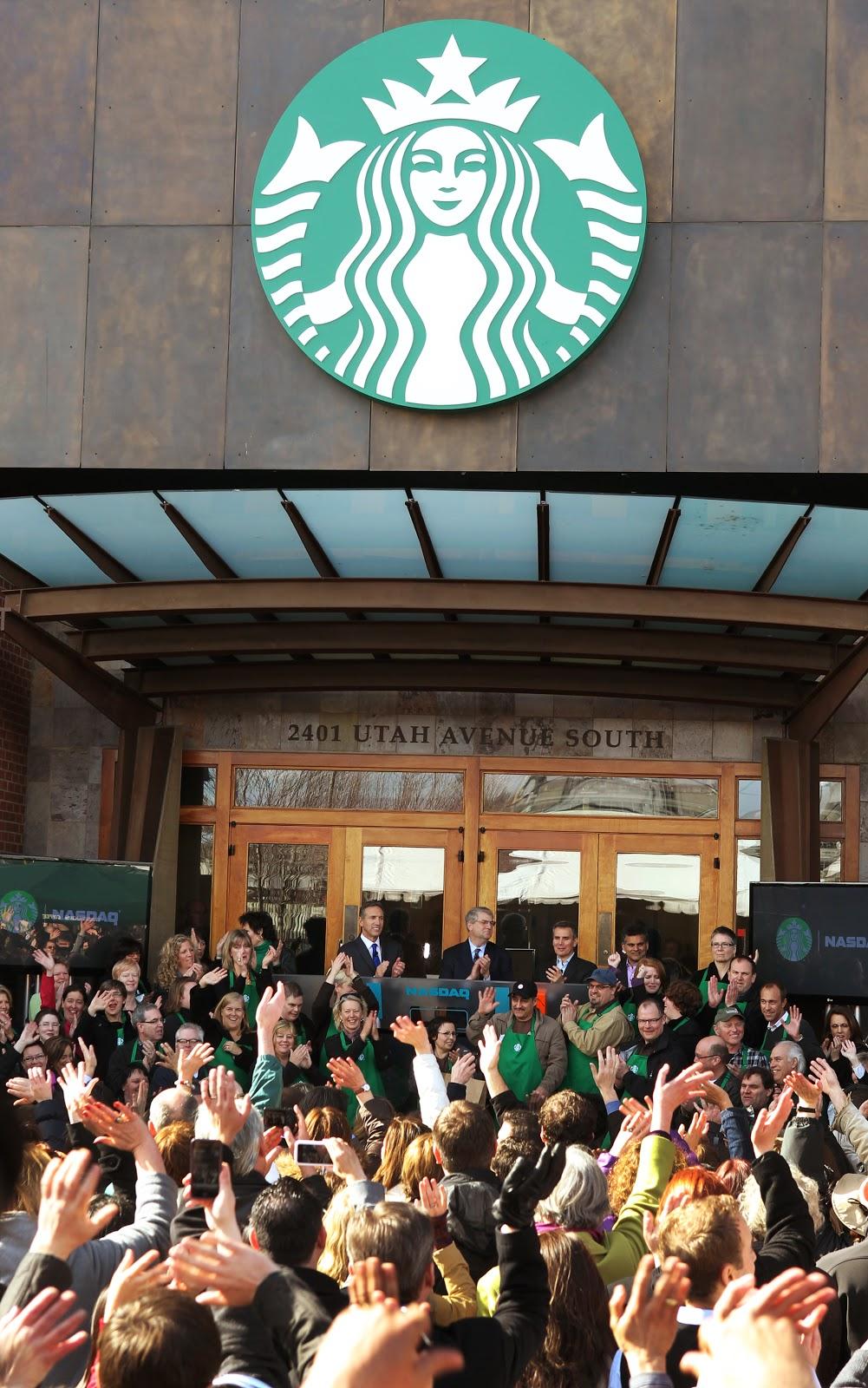 Starbucks Corporate Office Headquarters HQ