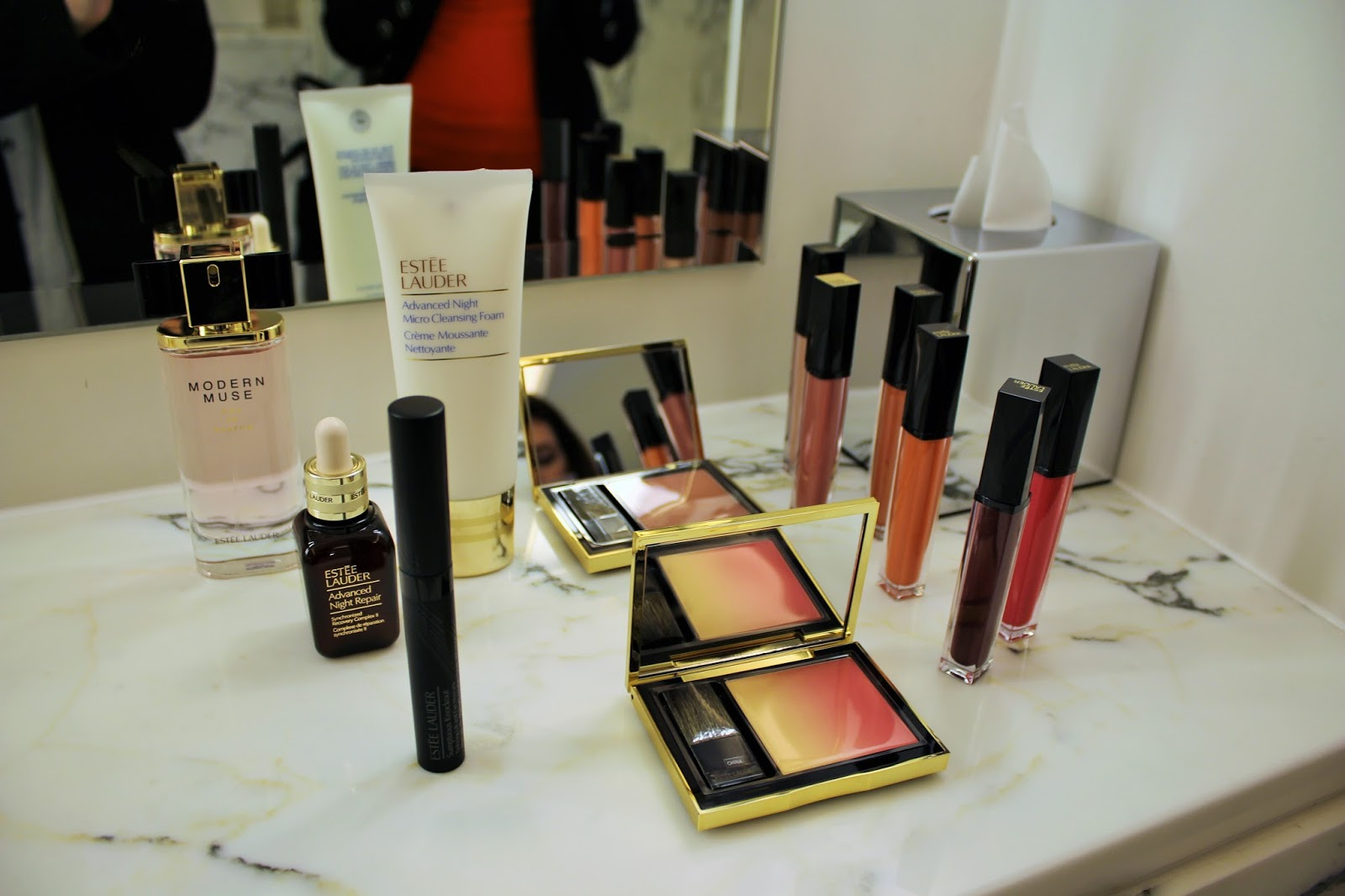 Debenhams Beauty Press Day - SS16 20 - Estee Lauder