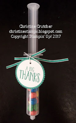 Stampin Up - Perfectly Wrapped