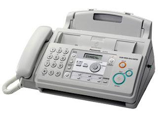 cara reset mesin fax panasonic kx-fp701