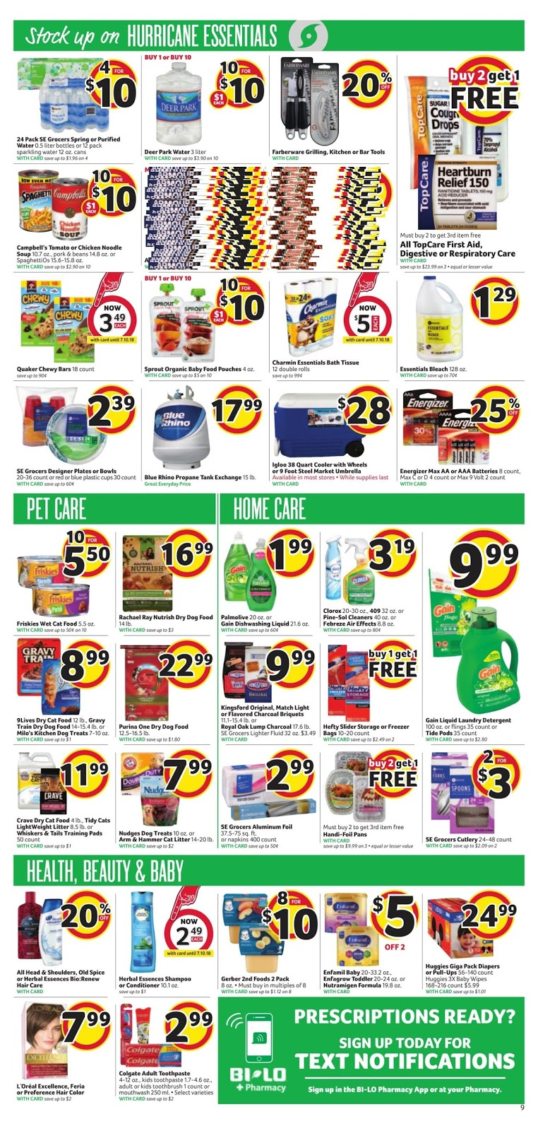 Bilo Weekly Ad May 30 June 5 2018 Grocery Weekly Ads