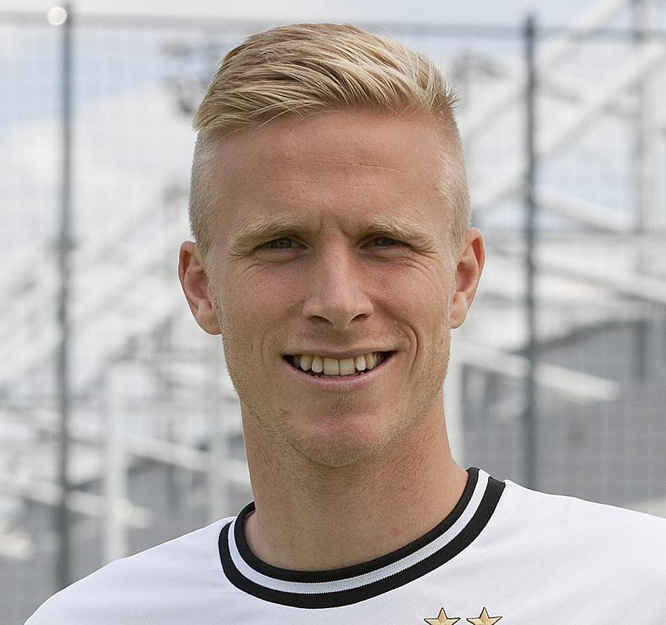 Oscar Fußballer