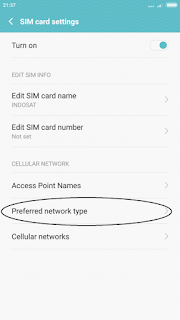 Cara Mengaktifkan Fitur 4G Only Pada Redmi Note 2