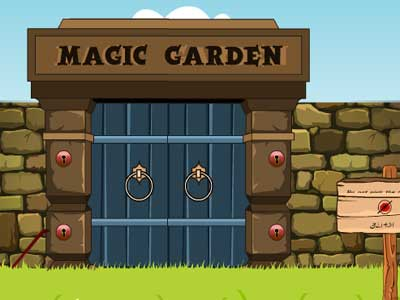 Escape Magic Garden - Juegos de escape