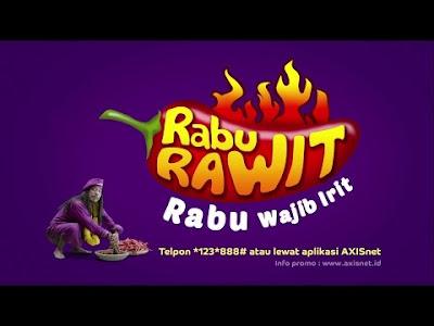 Paket Internet Rabu Rawit Dari Axis