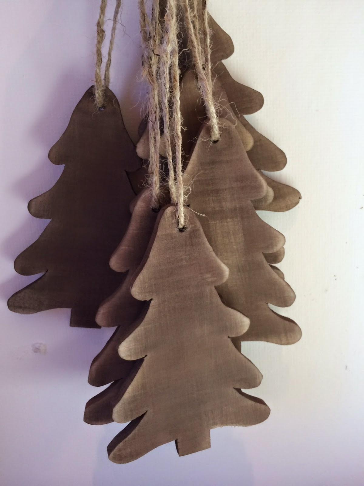 Laurie S Projects Wooden Christmas Ornaments