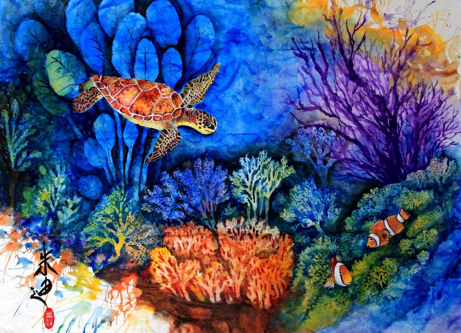 Judith Hughey Wright Arts: April 2012