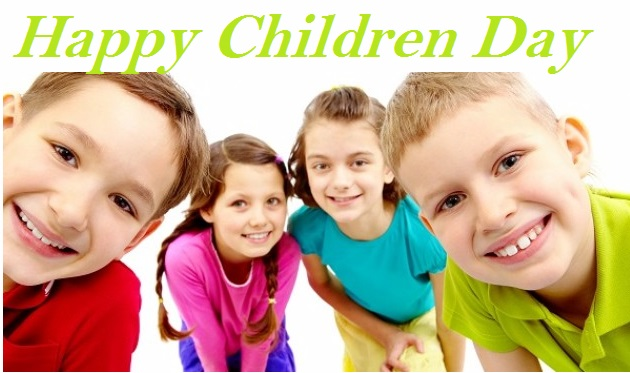 Happy Children Day Whatsapp Quotes Images 2018