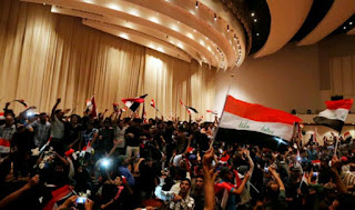 Iraq seeks 'active role' in Syria peace talks