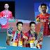 "Salut! Juara Malaysia Open, ""Hattrick"" Beruntun Marcus/Kevin"