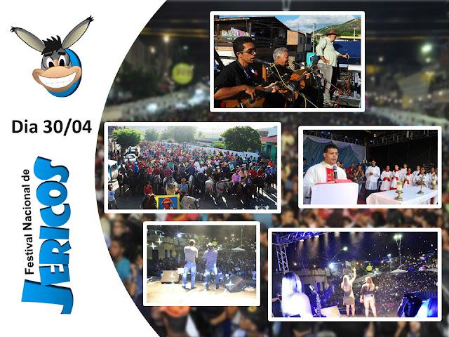 43ª edição do Festival Nacional de Jericos de Panelas-PE