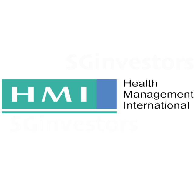 HEALTH MANAGEMENT INTL LTD (588.SI) @ SG investors.io
