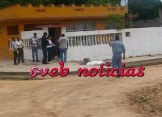 Ejecutan a ganadero en San Juan Evangelista Veracruz este Domingo