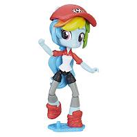MLP Rainbow Dash Mall Collection Singles EQG Minis