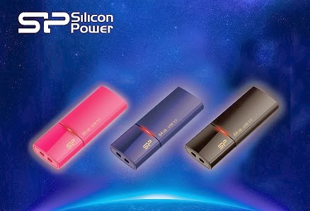 Silicon Power Ultima U05 And Blaze B05 Flash Drives