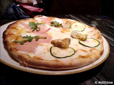 La pizza de Farándula