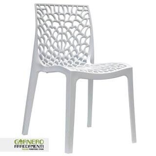 Arredamento online il Blog: Sedie in plastica design e colore.