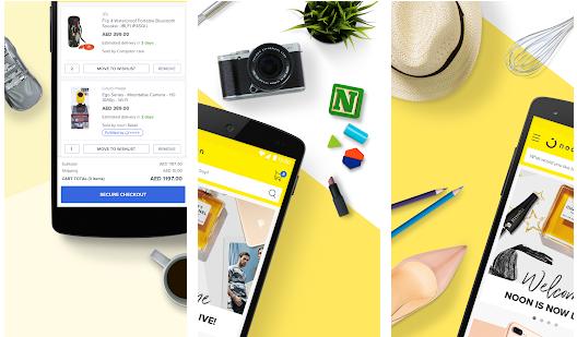 تحميل تطبيق نون للتسوق عبر الانترنت مصر و السعودية للأندرويد