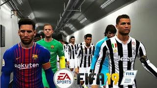 Download Games FIFA 19 Mod Apk + Data OBB Offline 2019