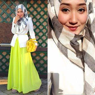 model baju muslim wanita atasan