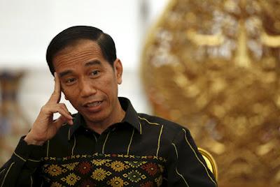 Survei Median: Elektabilitas Jokowi Tidak Aman, Publik Ingin Presiden Baru