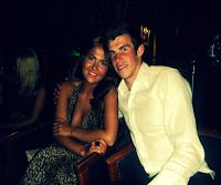 Big Love: Gareth Bale and Emma Rhys Jones