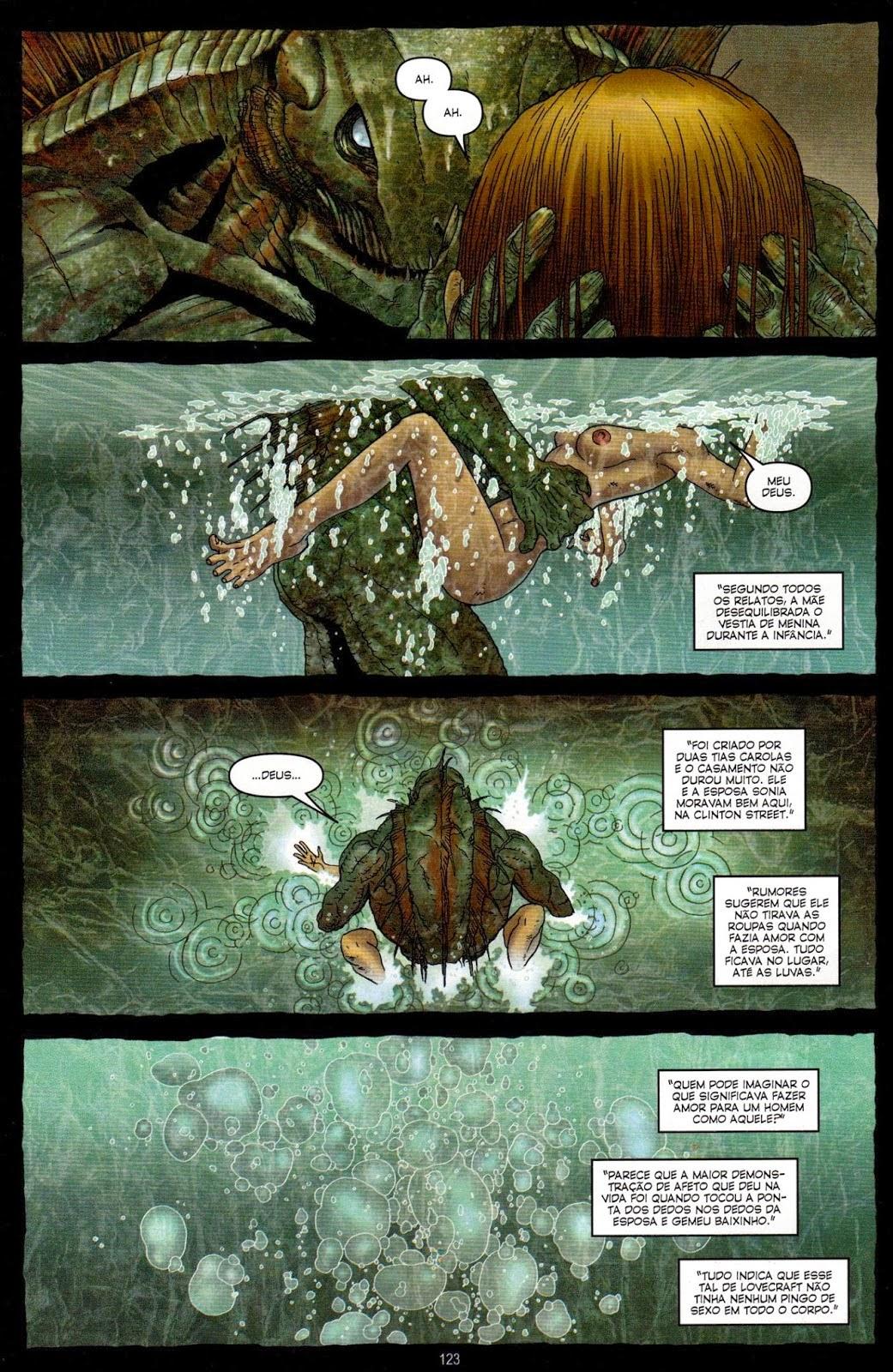 A saga de uma loira super gostosa part2 - 2 part 7