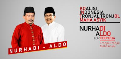 Nurhadi - Aldo : Indonesia Tronjal Tronjol Maha Asyik