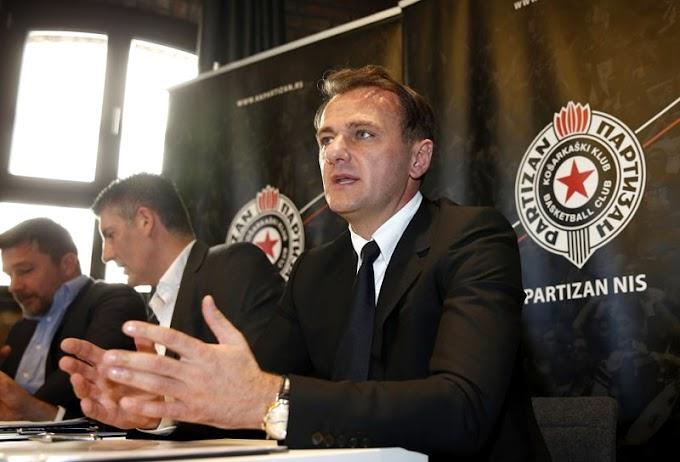 Novi igrač stigao u Partizan!