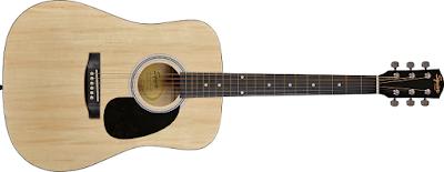 Hướng dẫn chọn mua đàn guitar acoustic cho người mới bắt đầu học