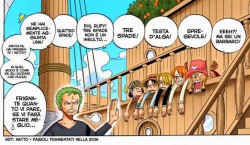 Frasi Belle One Piece.30 Giorni Di One Piece 3 La Tua Citazione Preferita