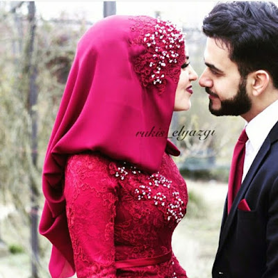 islamic couple image hd