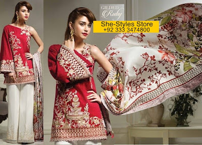 Buy Anaya Lawn Collection 2017 Vol-2