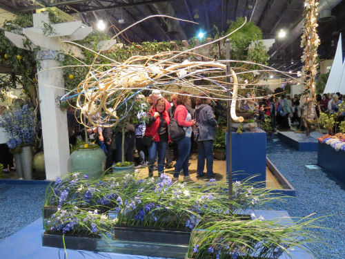 Philadelphia Flower Show 2020- Mare Nostrum The Breeze