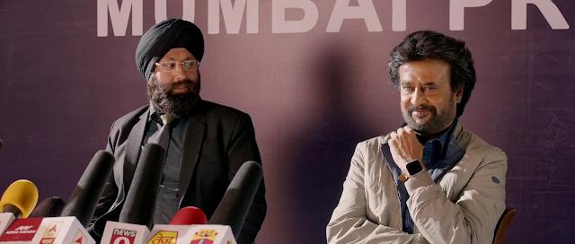 Darbar (2020) Full Movie Hindi Dubbed 720p HDRip ESubs Download