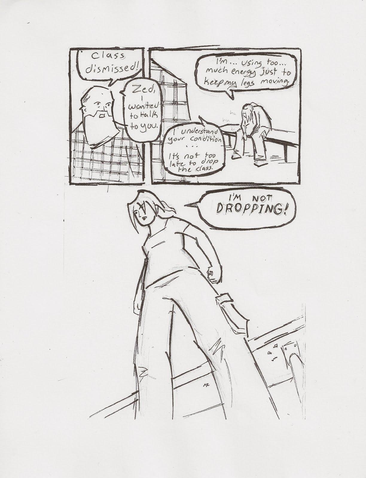 Monster Rat Comics: Mint: more pages