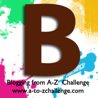 B is for Brown #AtoZChallenge