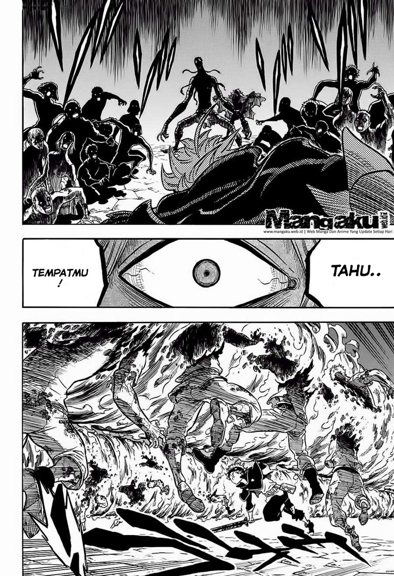 Manga Black Clover Chapter 27 Bahasa Indonesia