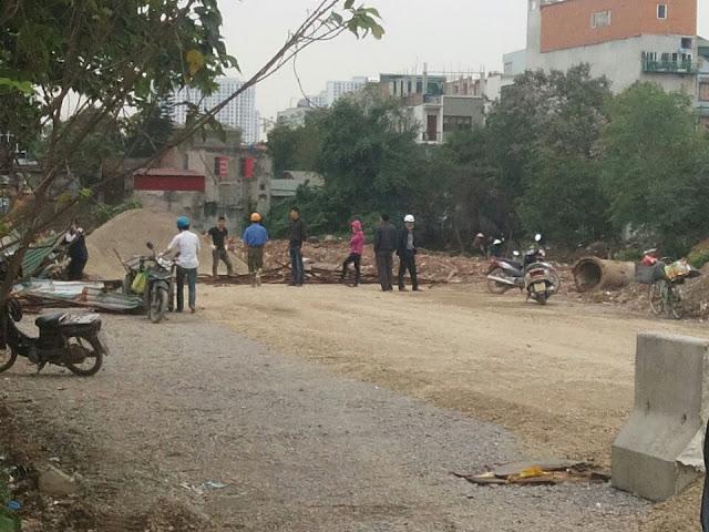 Quy hoạch đường vành đai 2,5 qua Định Công