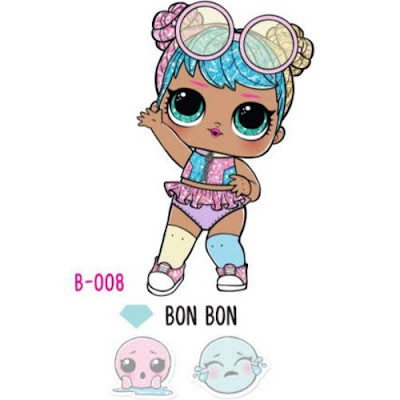 Bon Bon Bling Series