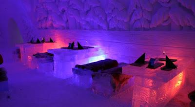 hotel snow village