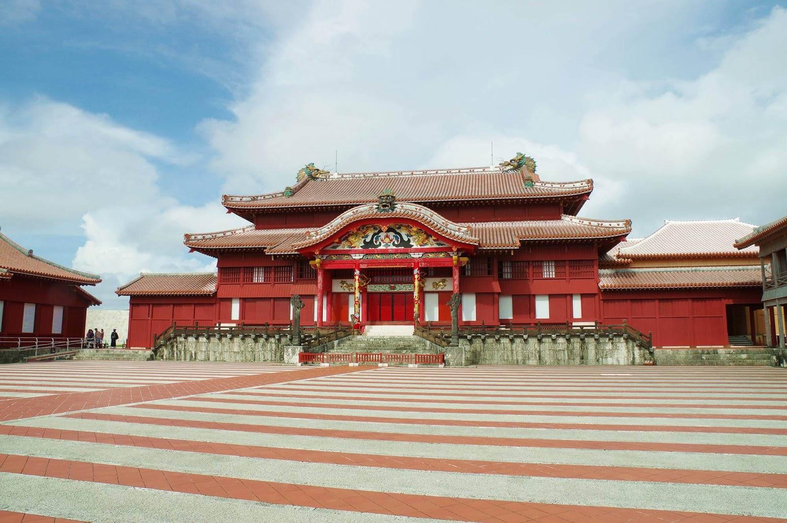 沖繩-世界遺產-首里城-自由行-旅遊-景點-Okinawa-world-heritage-shurijo