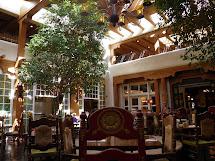 Seeks Ghosts Haunted Mexico La Fonda Hotel