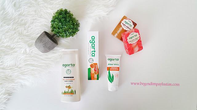 Agarta Bitkisel Kozmetik Ürünleri