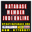 Jual Database Member Aktif Web Betting